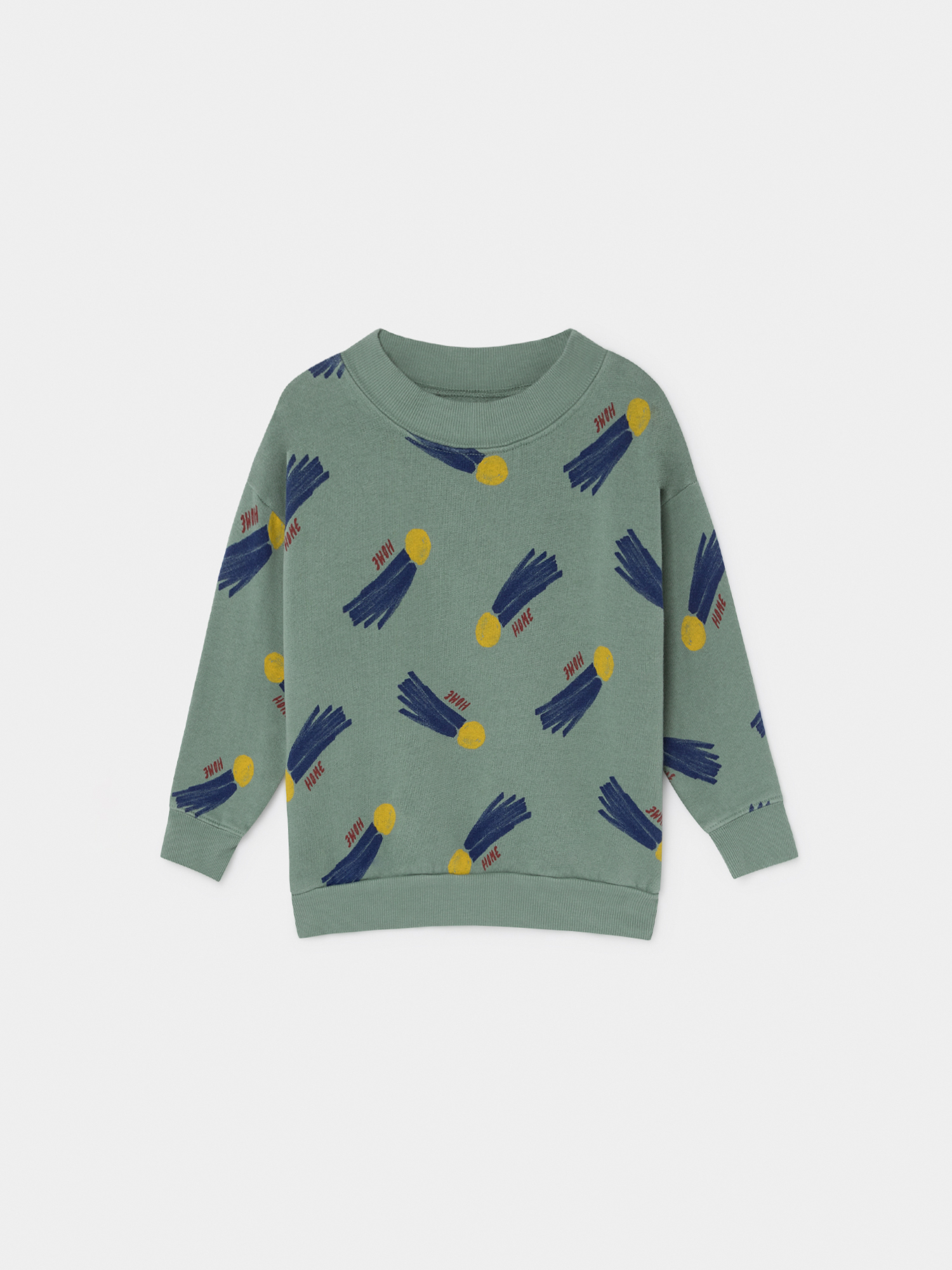 《BOBO CHOSES 2019AW》All Over A Star Called Home sweatshirt / 2-9Y