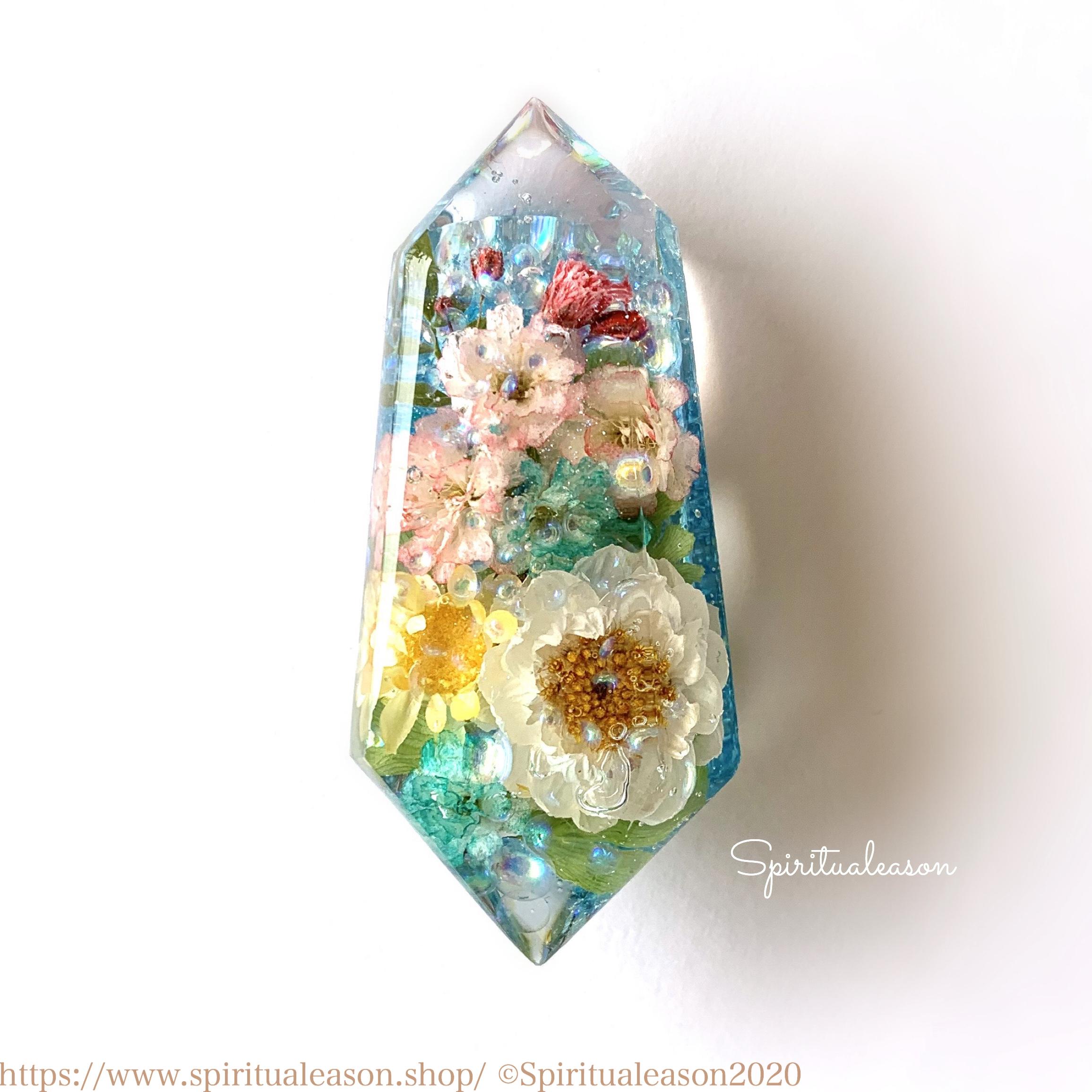 ハナカンザシの花束