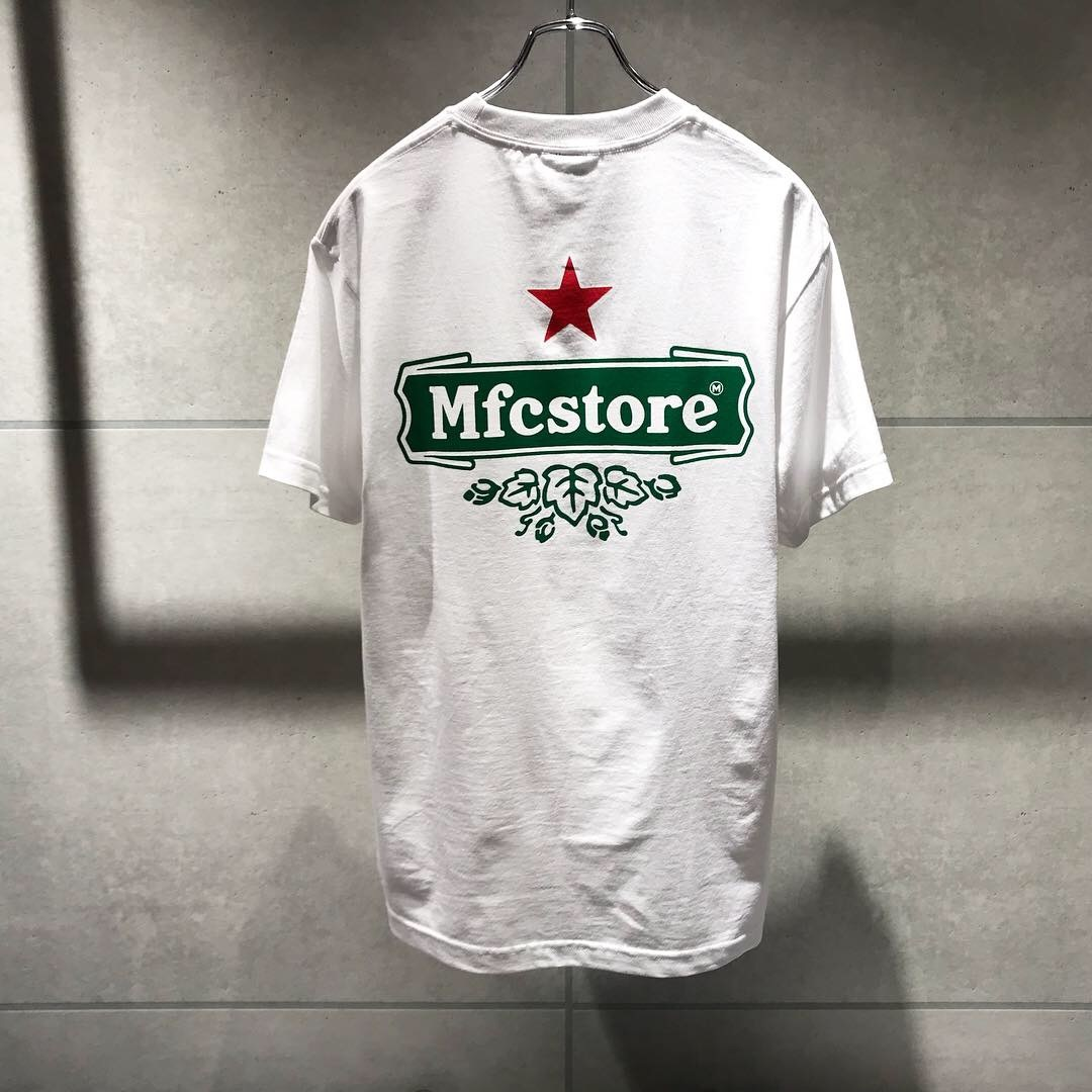 MFC STORE TYPE 7 TEE / WHITE