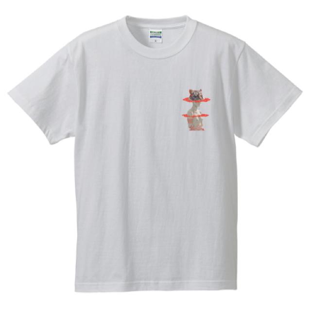 Humans×Tiger Tshirt