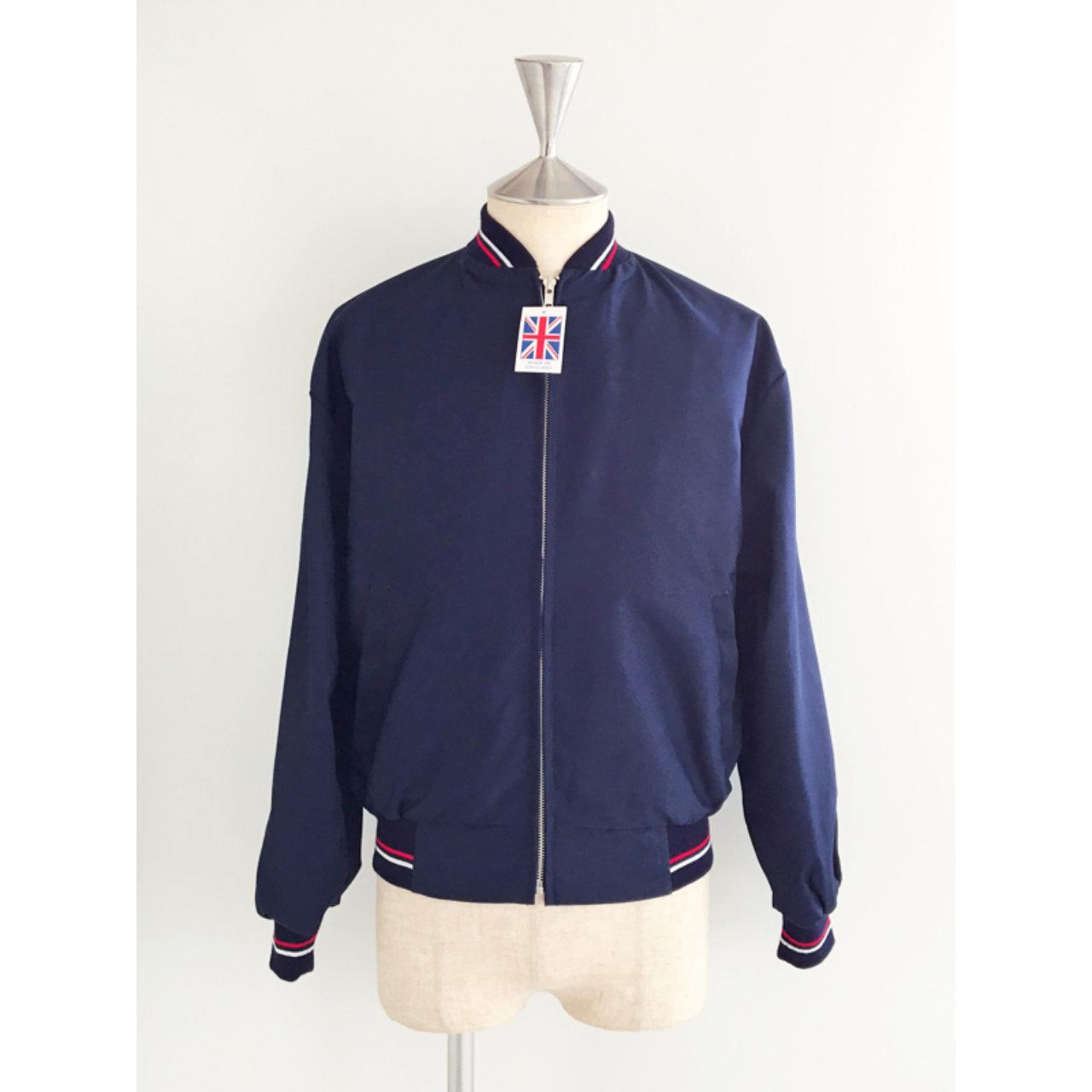 【RELCO LONDON】 英国製 モンキージャケット 〈Navy〉