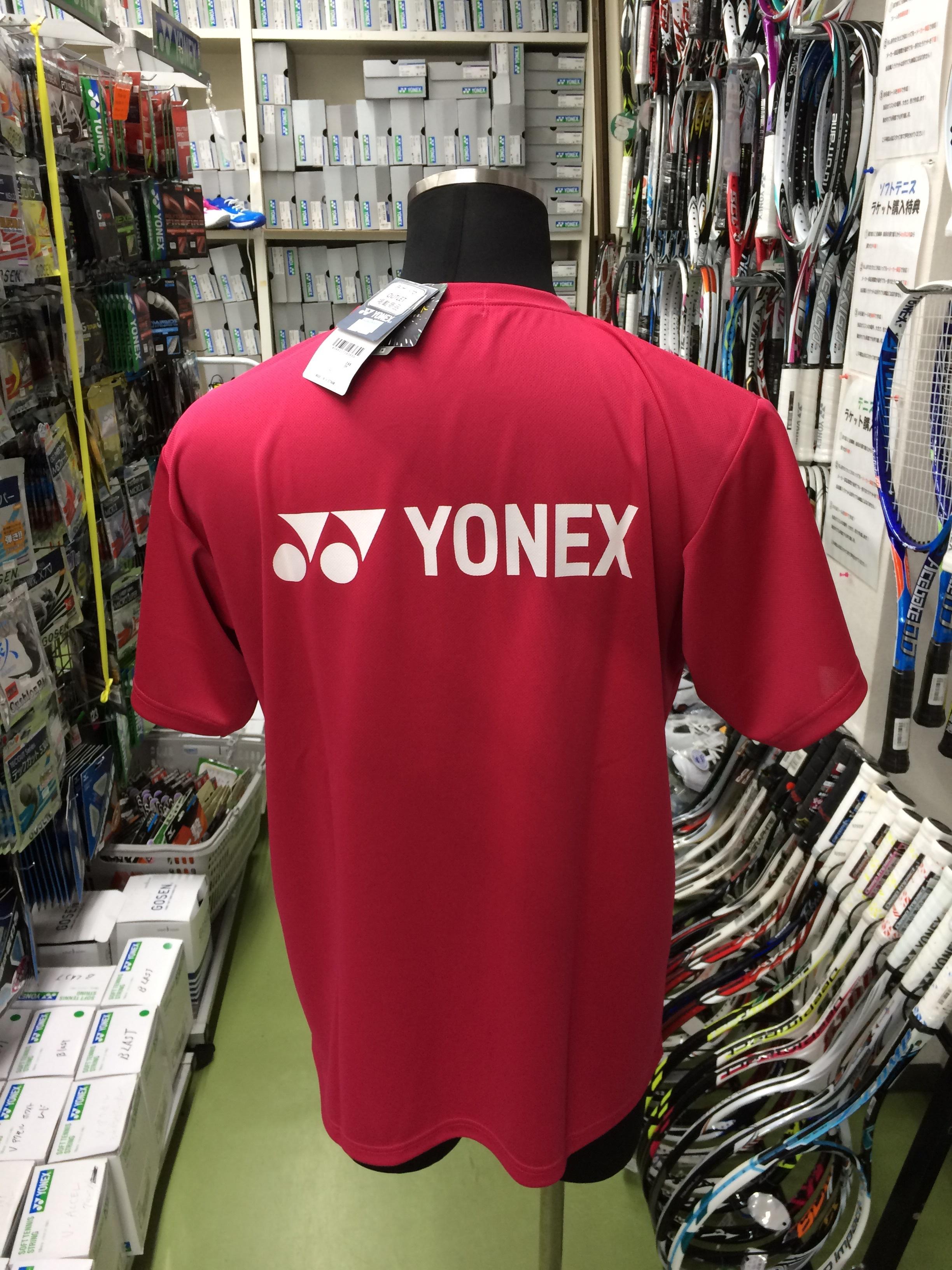 ヨネックス ユニドライTシャツ 16208Y - 画像2