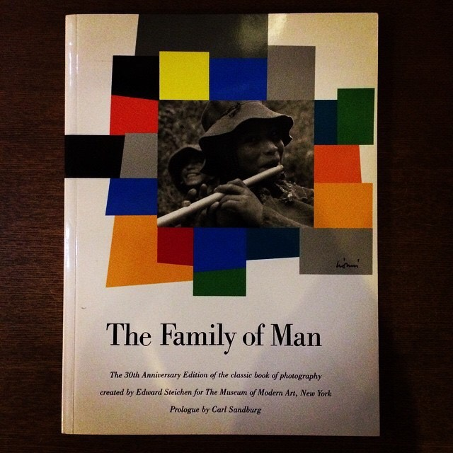 写真集「The Family of Man/Edward Steichen」 - 画像1