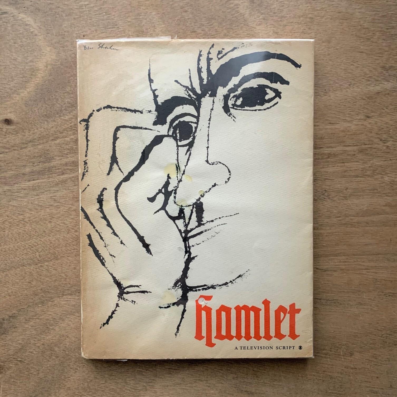 Hamlet, A Television Script  / ベンシャーン Ben Shahn (Illustrator)