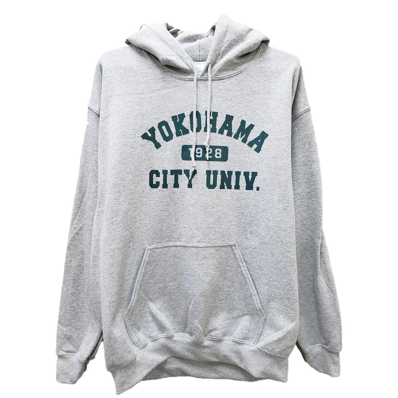 YCUオリジナルデザイン パーカー