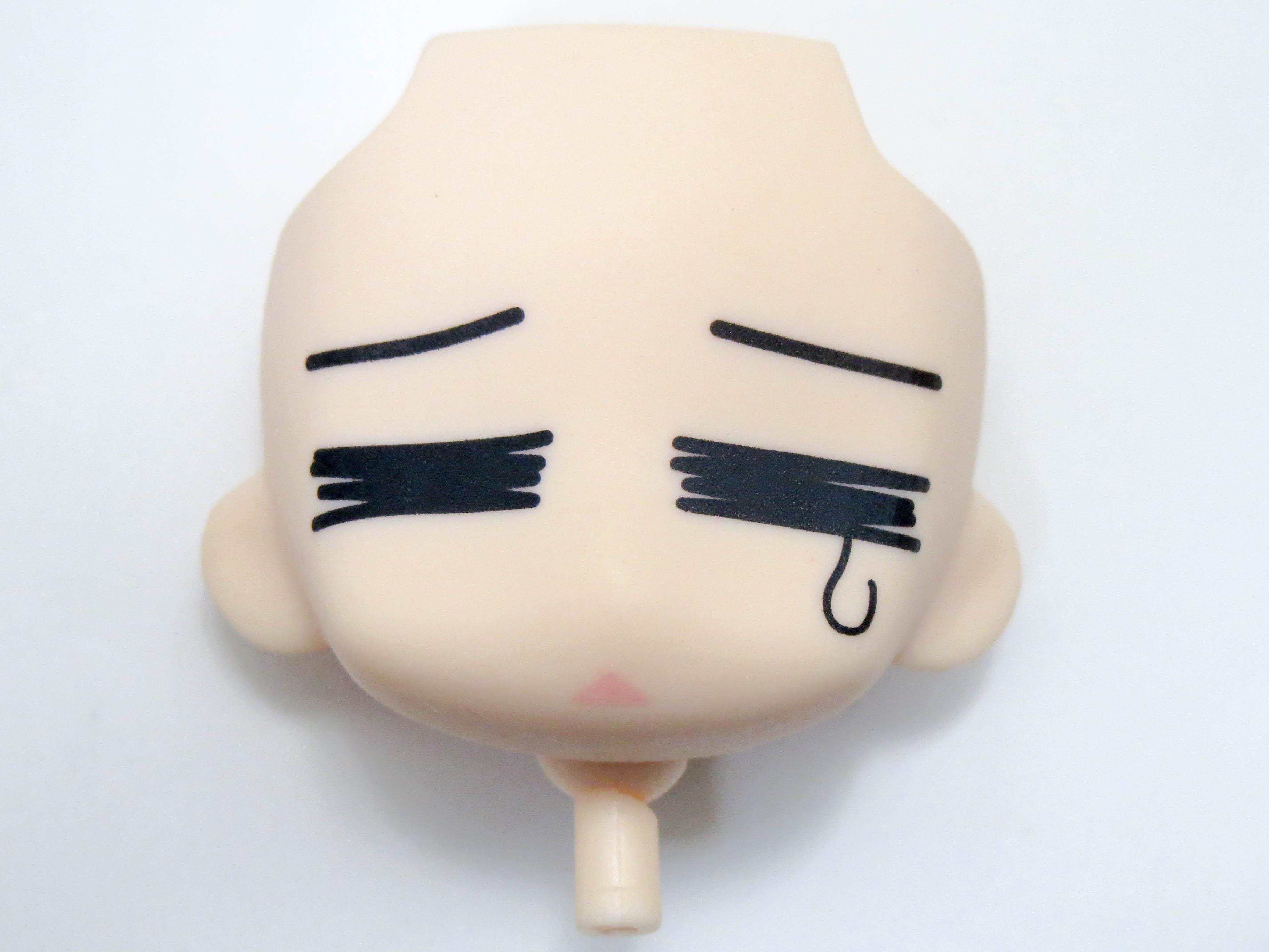 【SALE】【225】 セイバー コンプリートファイル・エディション 顔パーツ おかわり顔 ねんどろいど