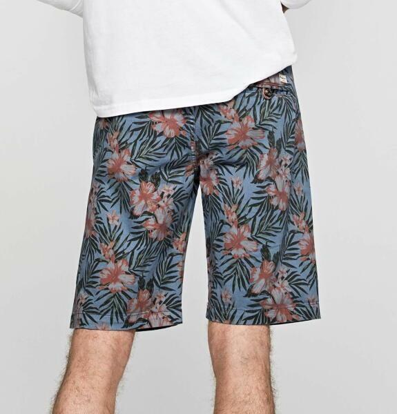 Pepe Jeans MC Queen Short Floral Ba/ñador para Hombre
