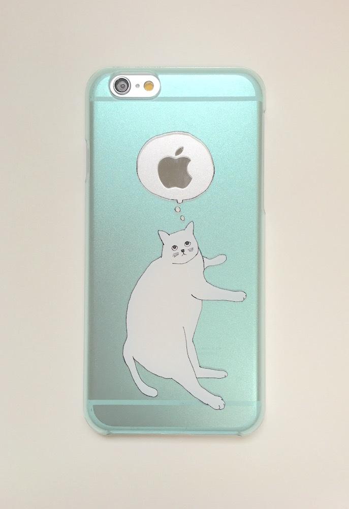 【iPhone7&iPhone6/6S対応】  SUMMERネコ