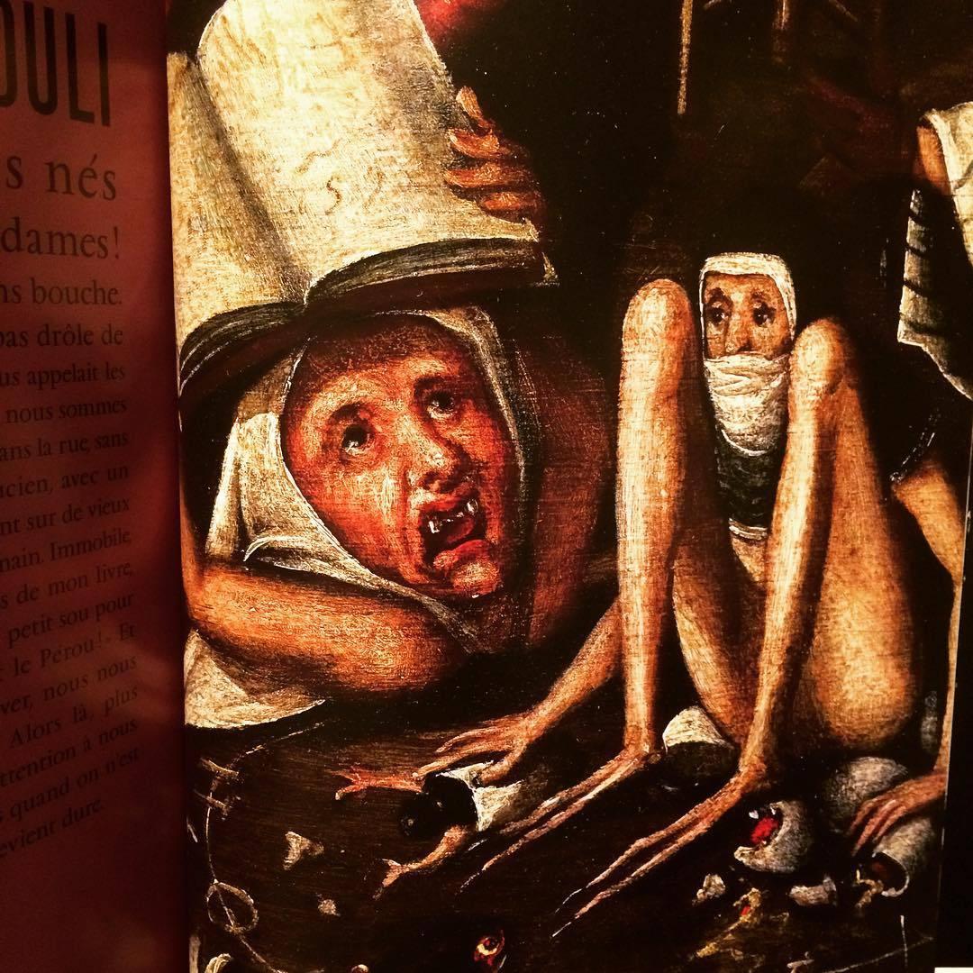 モンスターや悪魔の画集「La vie secrète des Monstres」 - 画像3