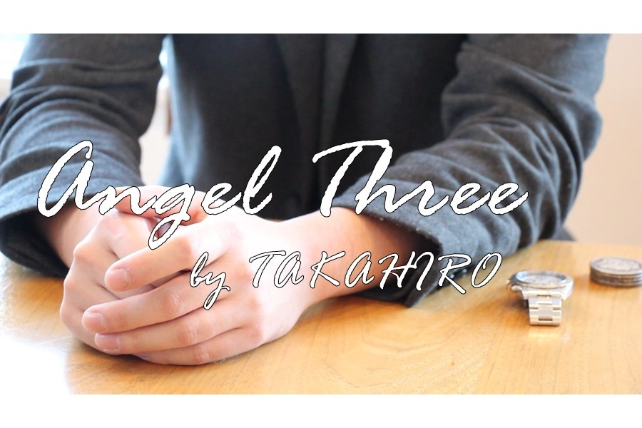 Angel Three by TAKAHIRO