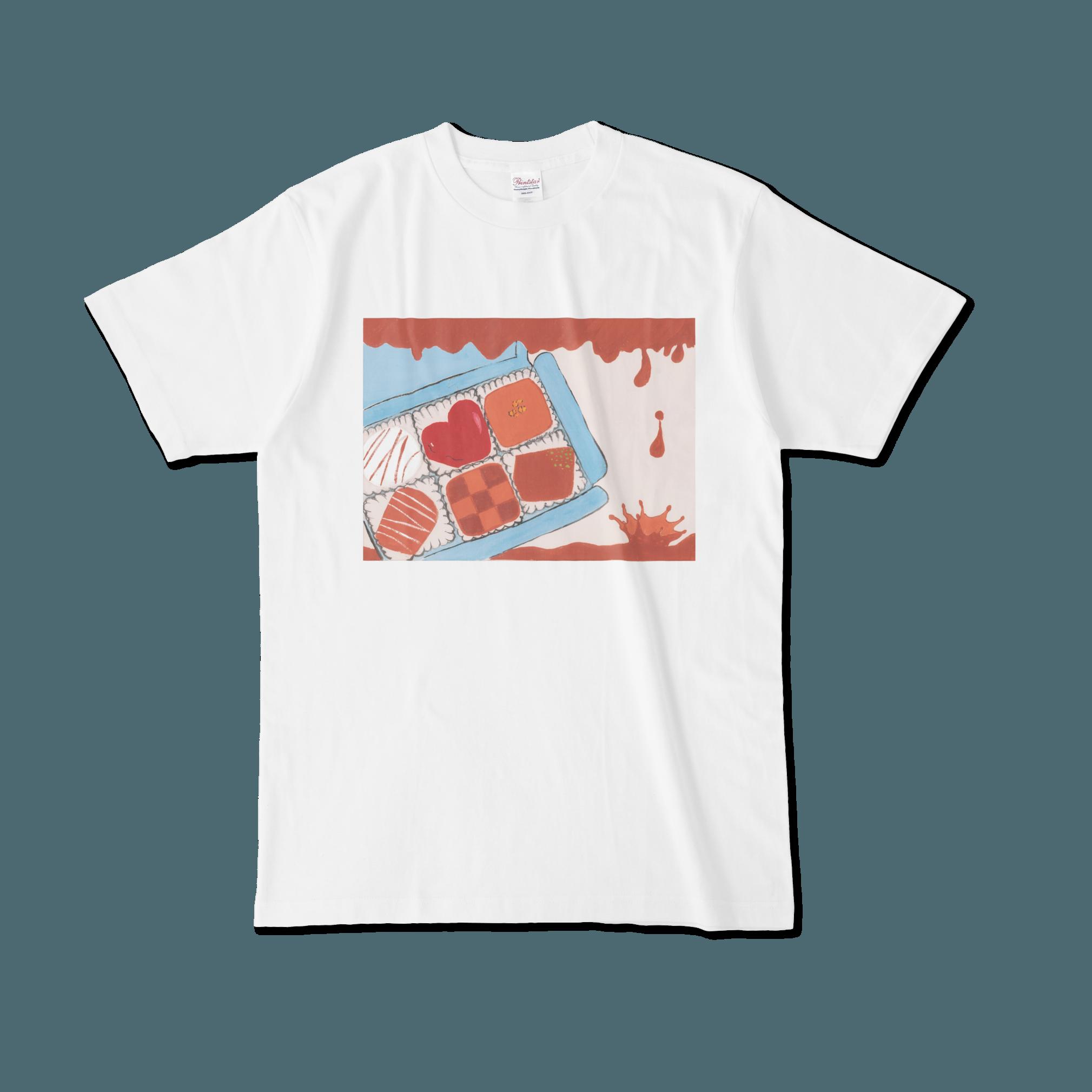 【税込・送料無料】滝口蒼デザインTシャツ「チョコレート」