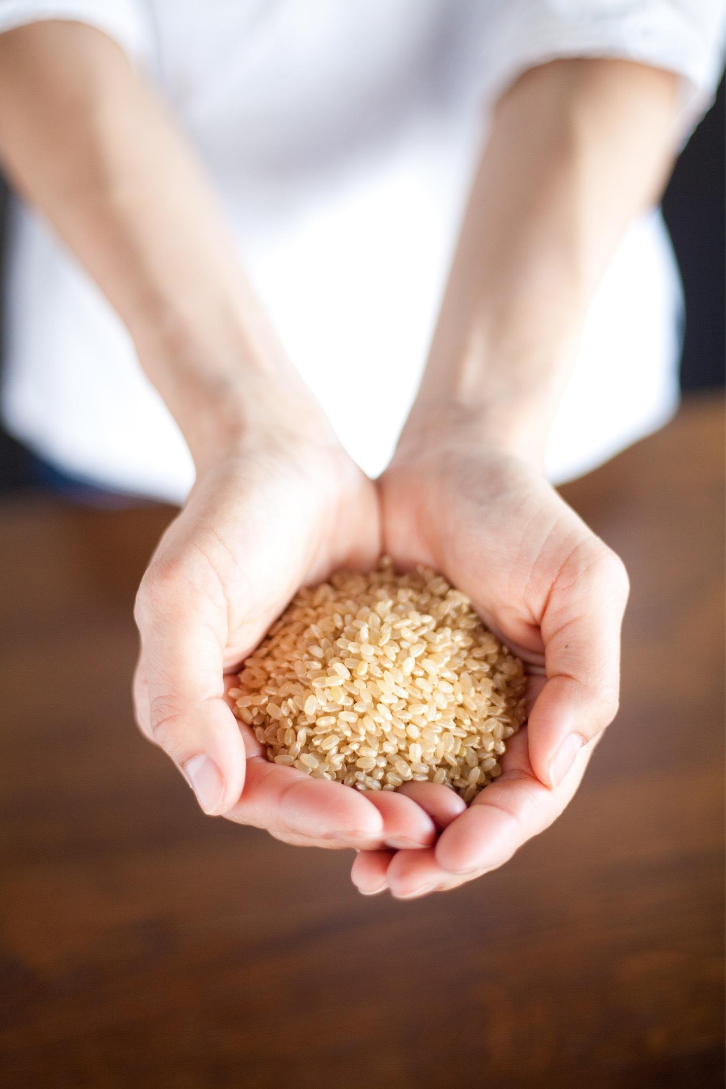 新米 ミルキークイーン 玄米5kg