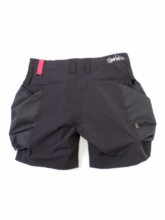 TROVEx岡部文彦 / BIG POCKET SHORTS( TYPE ACTIVE-4WAY  STRETCH) / BLACK
