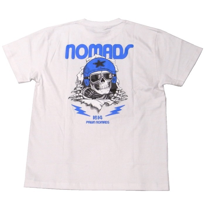 PAWN(パウン) / NOMADS RIPPER TEE(99604)(Tシャツ)