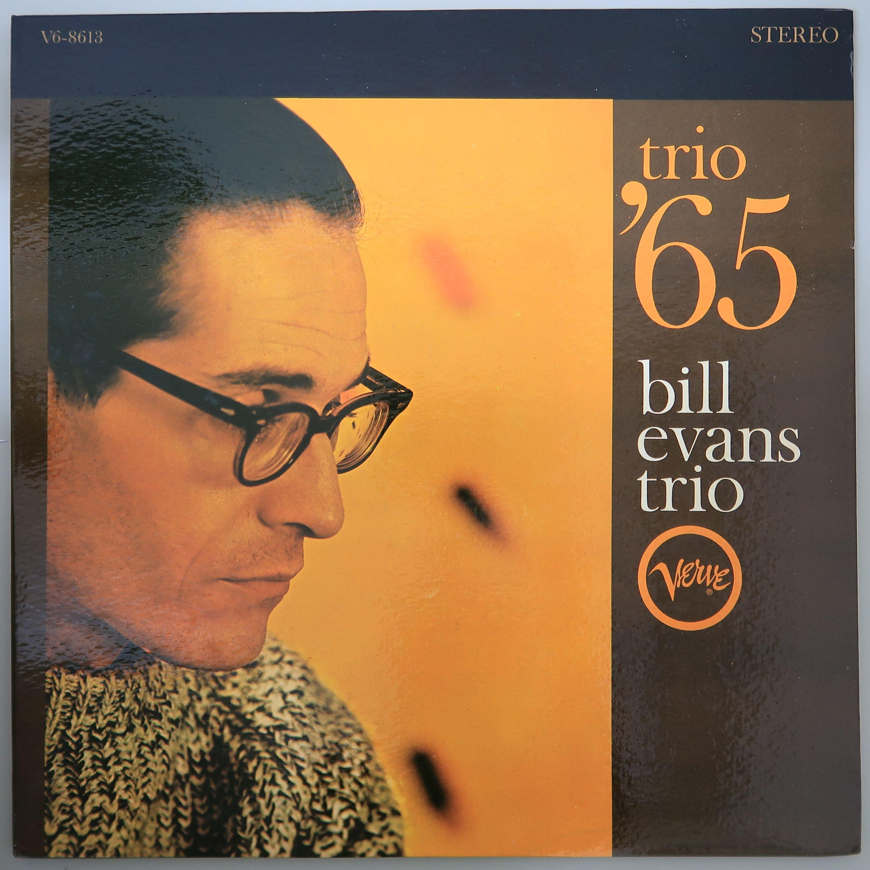BILL EVANS / TRIO'65 米オリジナル