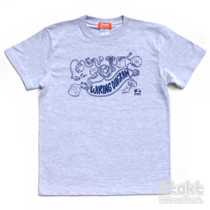 2takt T-shirts/wiring diagram