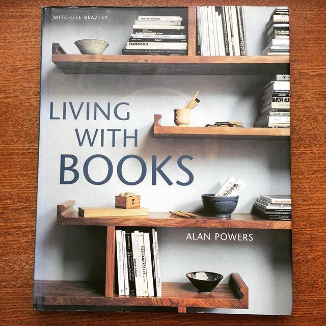 インテリアの本「Living with Books/Alan Powers」 - 画像1