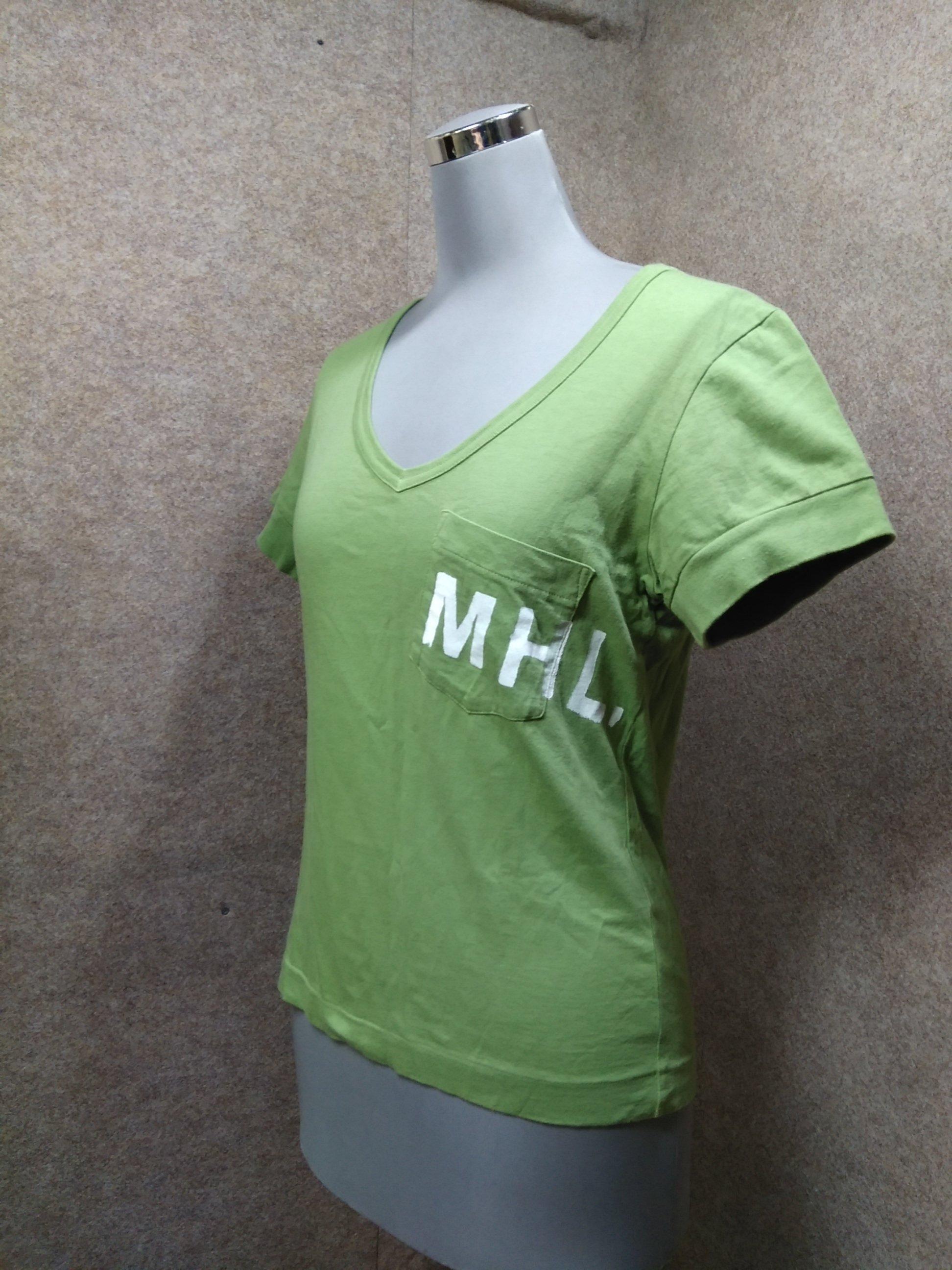 MARGARET HOWELL マーガレットハウエル Tシャツ mh731e