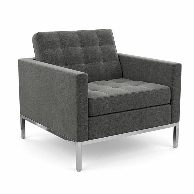 F.Knoll Lounge chair(フローレンスノル ラウンジチェア)