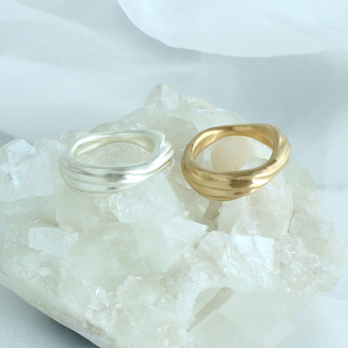 Ring /  Drape Thin