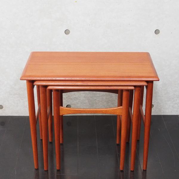 北欧ヴィンテージ Nest Table