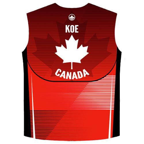 ウィメンズ ブライヤージャケット – Canada Red