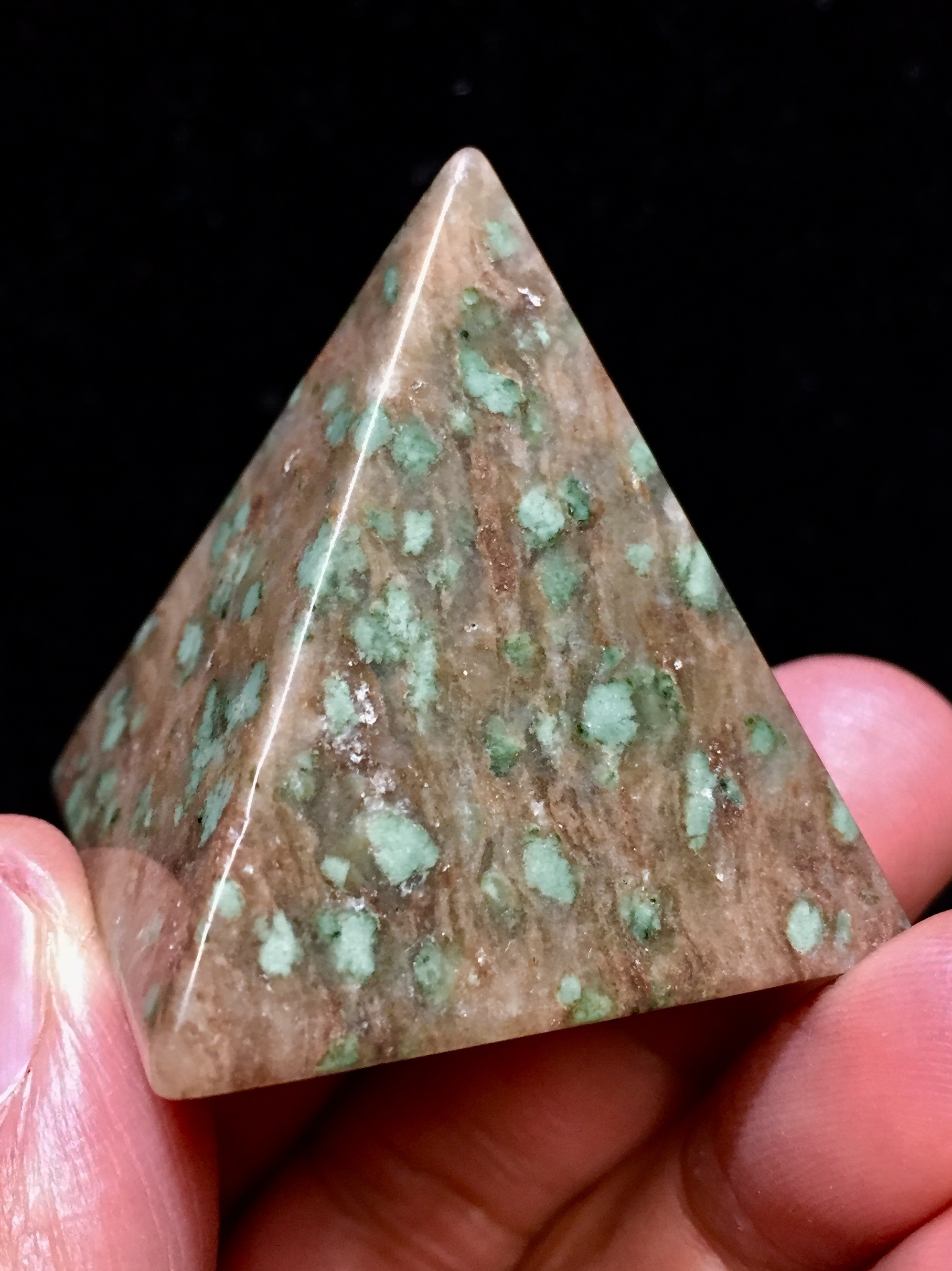 2) ナンドライト・ピラミッド