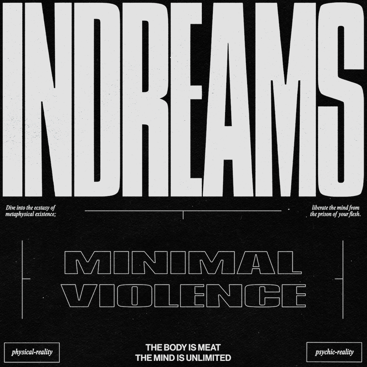 Minimal Violence - In Dreams (LTD. White LP)