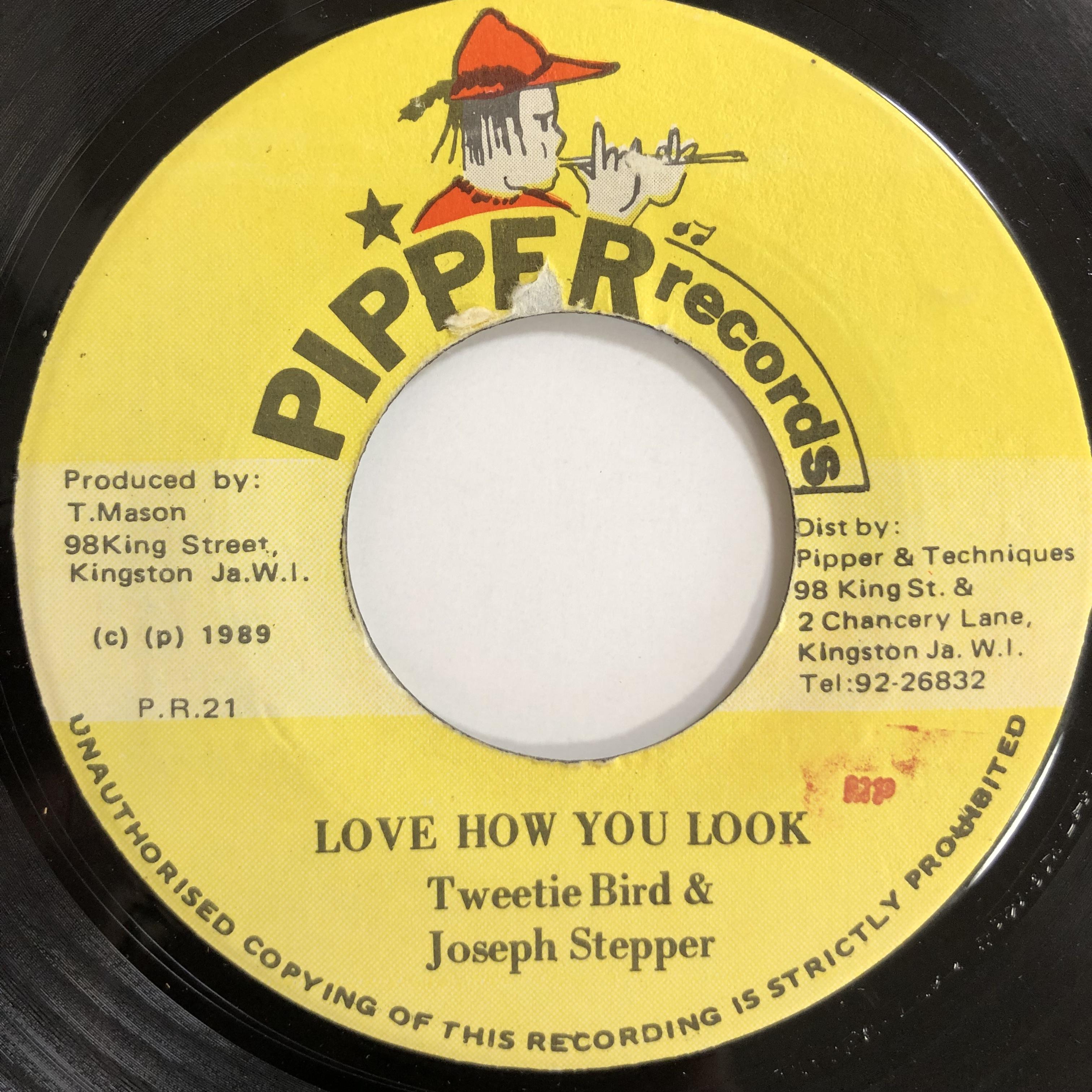 Joseph Stepper, Tweetie Bird - Love How You Look【7-20090】