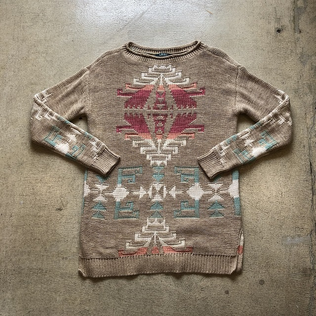 Lauren Native Sweater Dead Stock