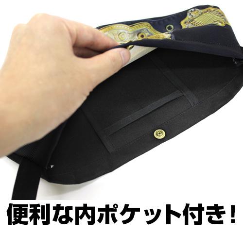 4代目IWGPヘビー級ベルト型サコッシュ  [新日本プロレスリング] / COSPA