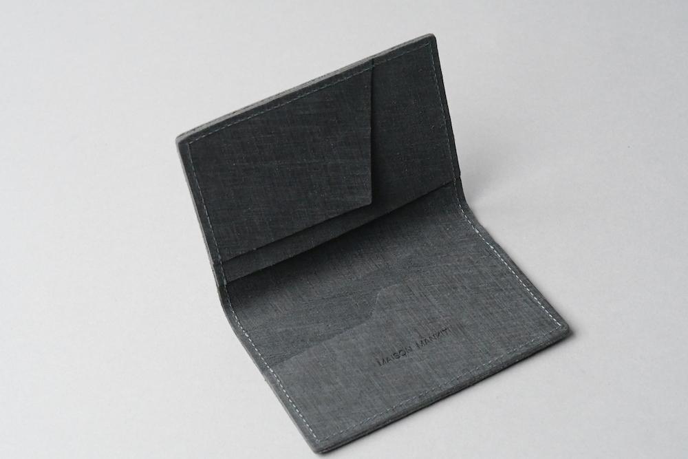 ギフトラッピング無料〇 カードケースSC □ブラック□ - 画像2