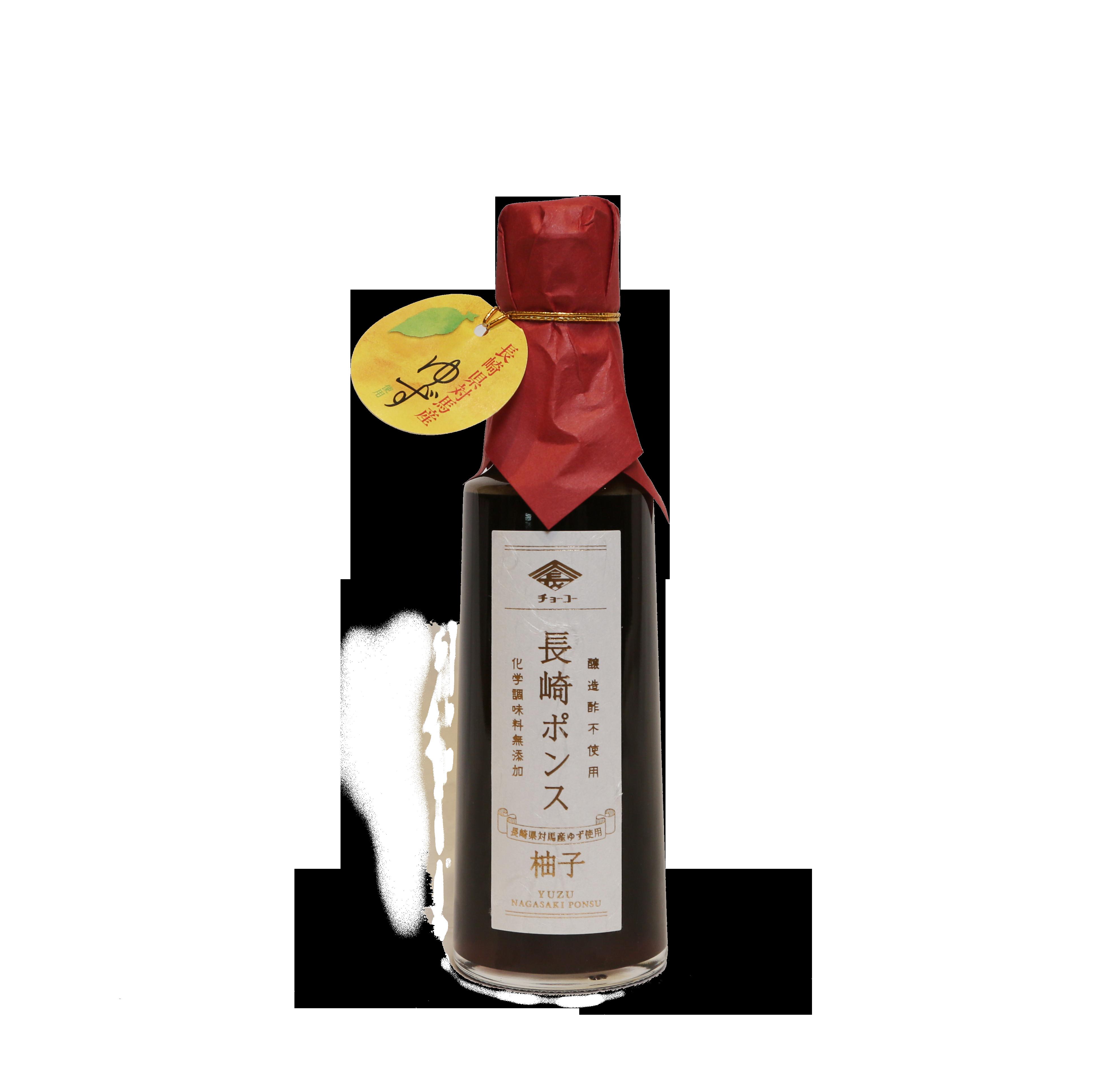 長崎ポンス 200ml 【チョーコー醤油】