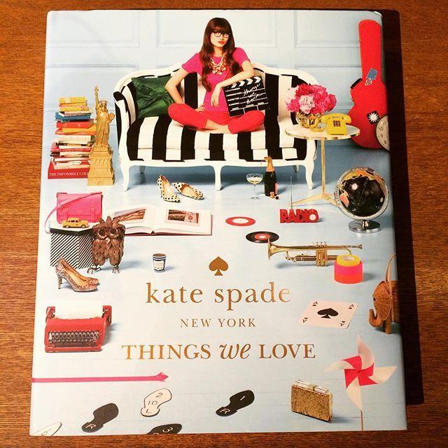 ファッションの本「Kate Spade New York: Things We Love」 - 画像1