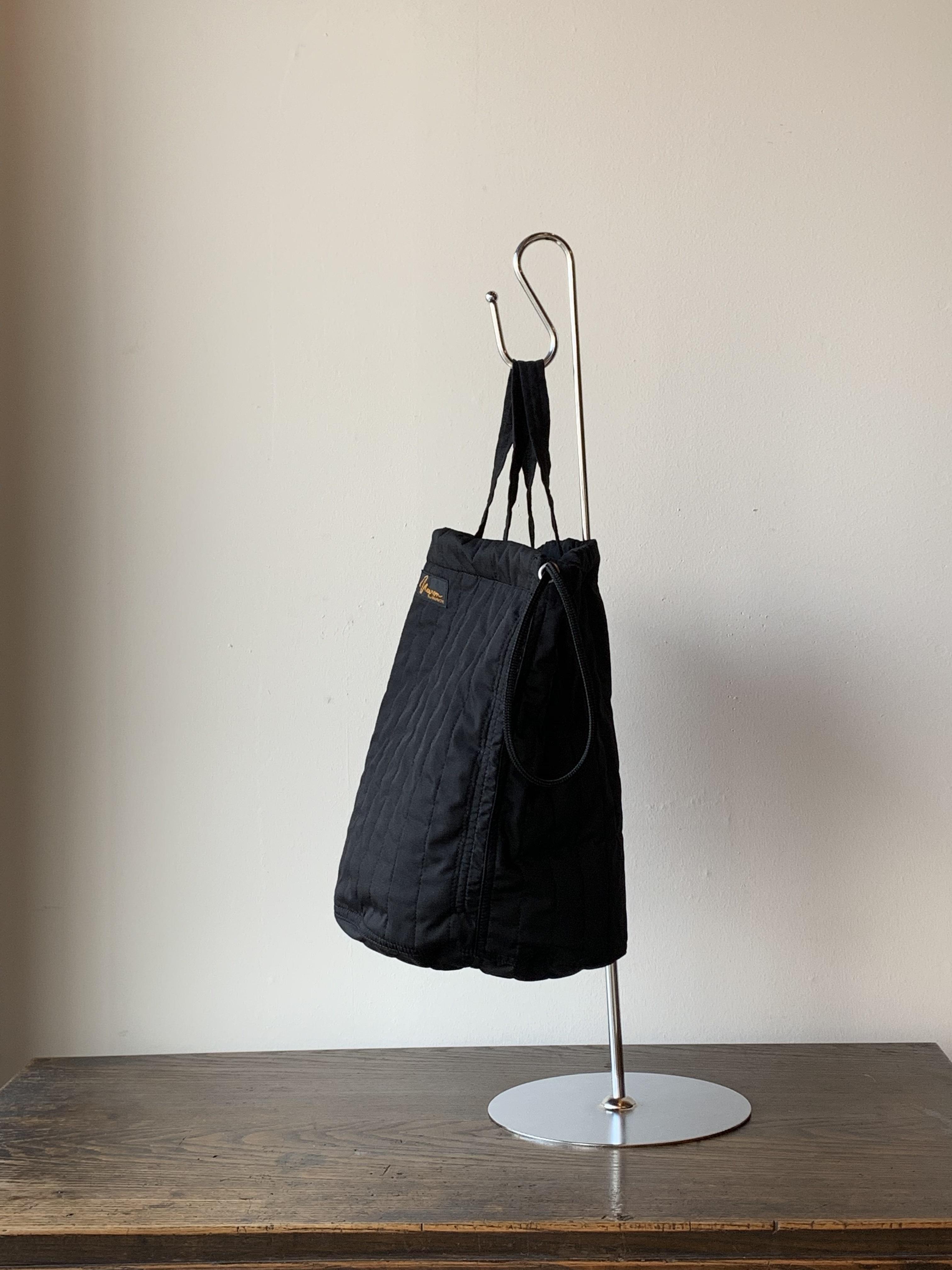 Napron QUILTHING PATIENTS BAG  BLACK