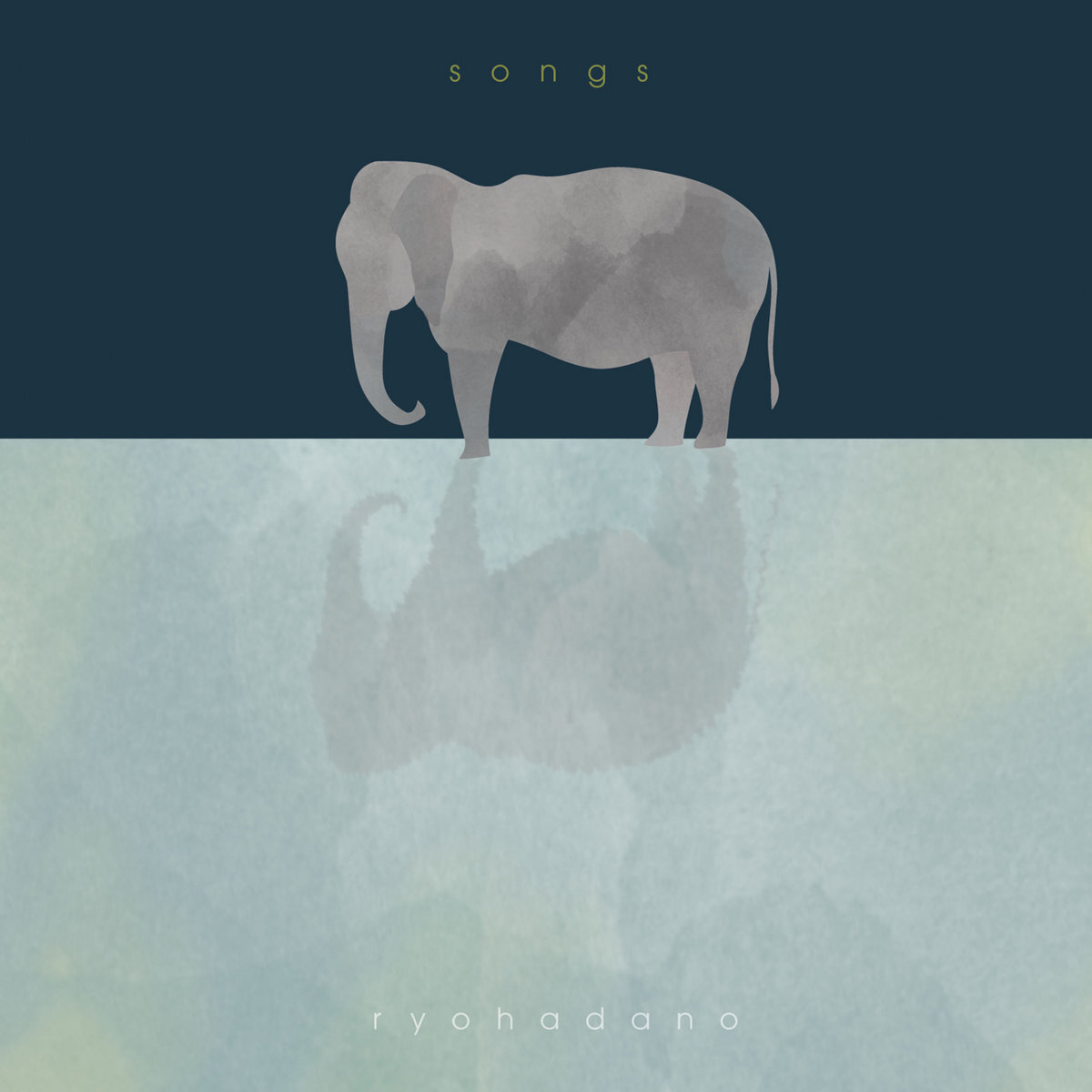 ryohadano - songs (CD)