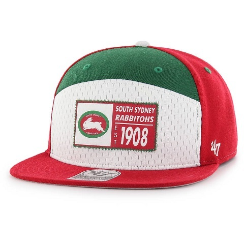 South Sydney Rabbitohs Snapback Green×Red