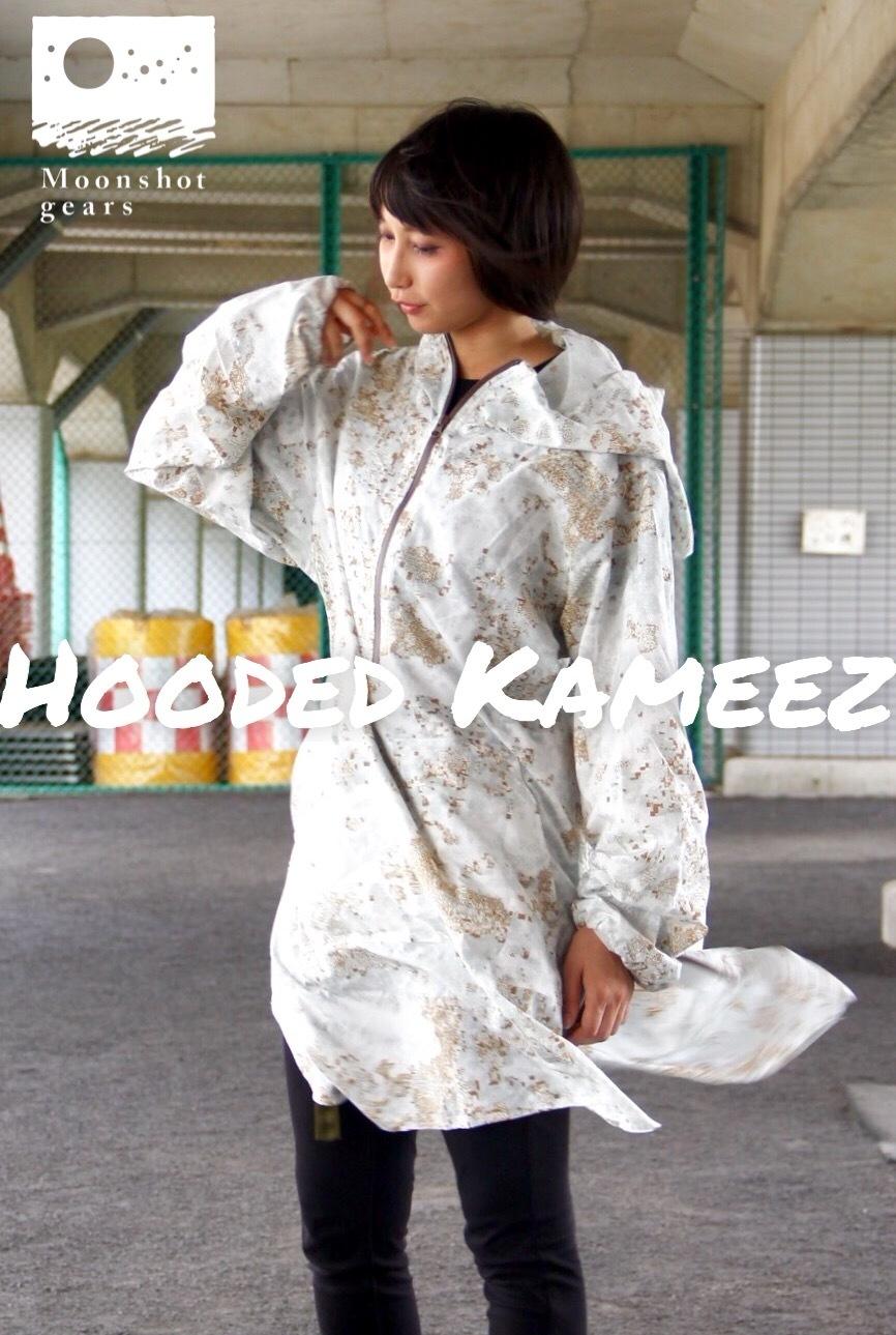 Hooded Kameez (オーダーメイド)