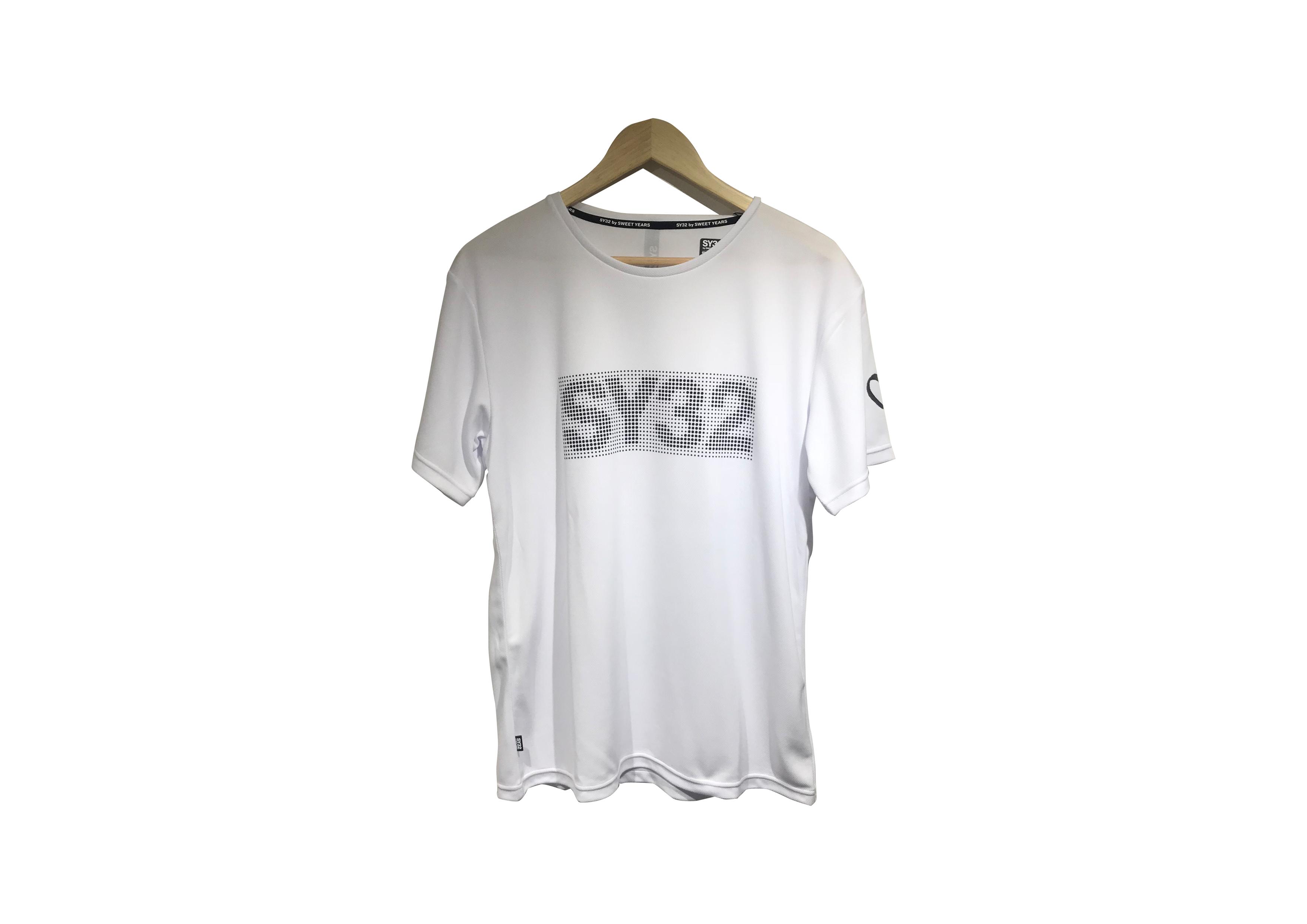 SY32 パフォーマンスボックスロゴTシャツ(8040GE)