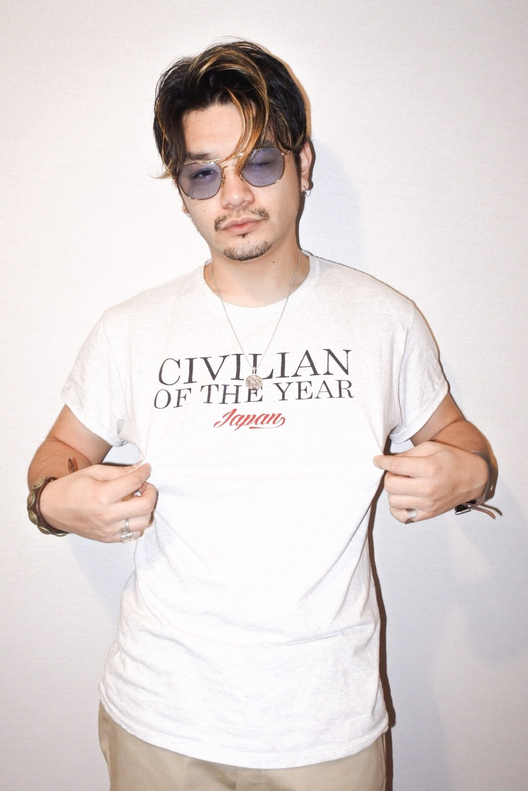 Civilian Of The Year Tee