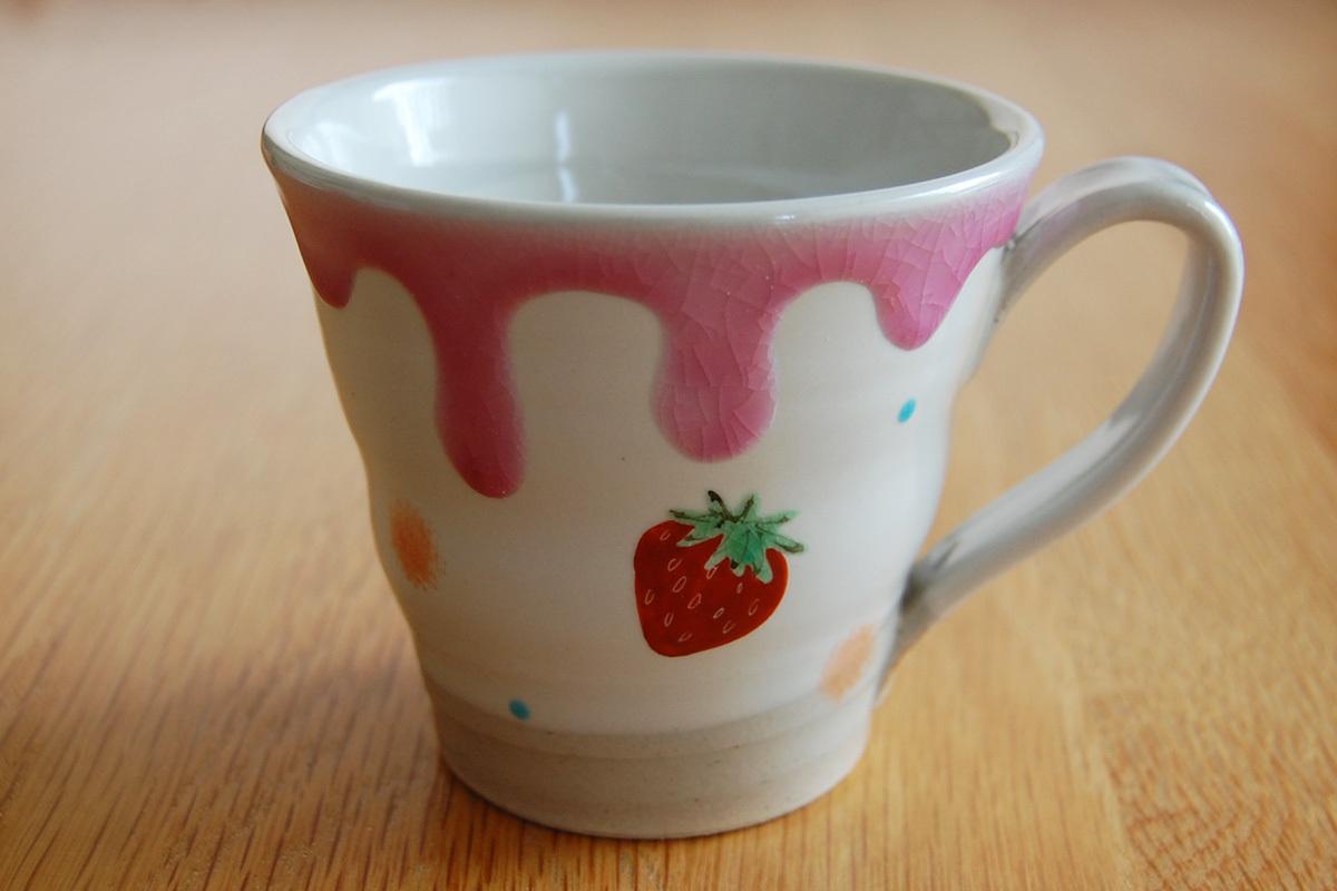 マグカップ ストロベリー