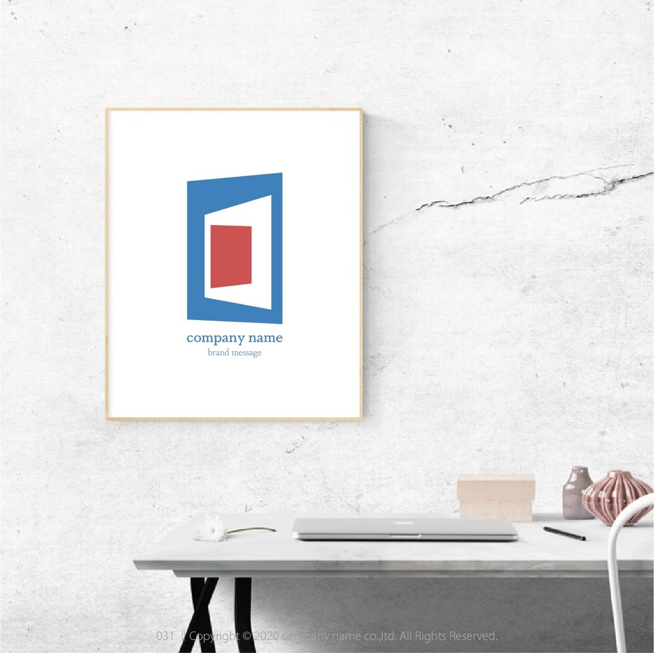 Brand Logo Mark :031