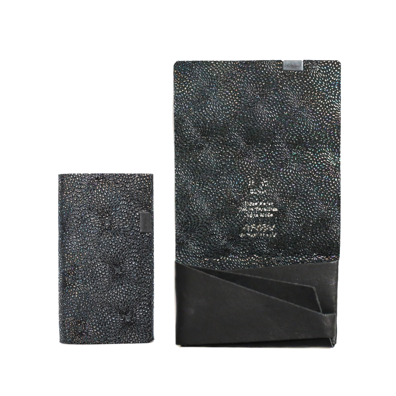 鮫小紋 -カードケース -