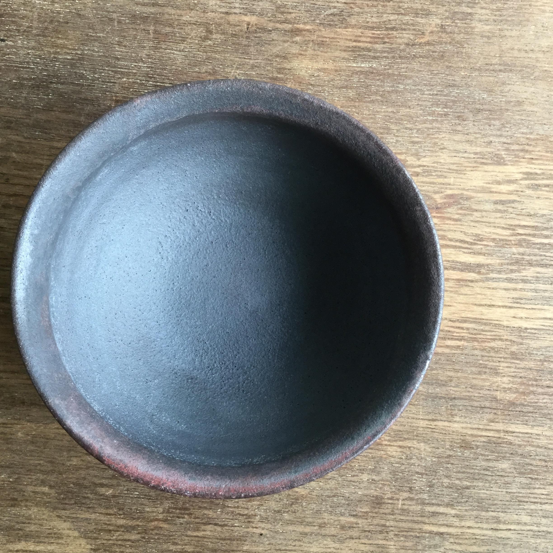 【菊地亨】 碗(赤土) 400 φ13㎝×h6㎝ 21 - 画像2