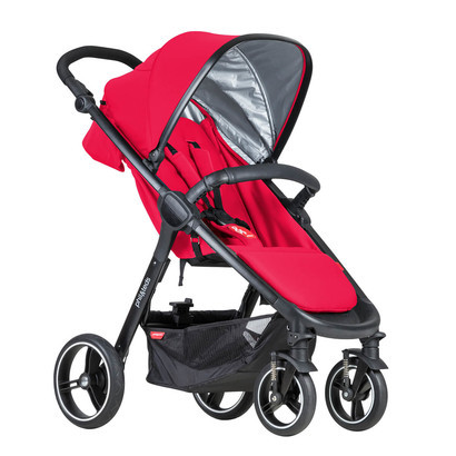 phil&teds smart buggy Cherry フィルアンドテッズ スマート