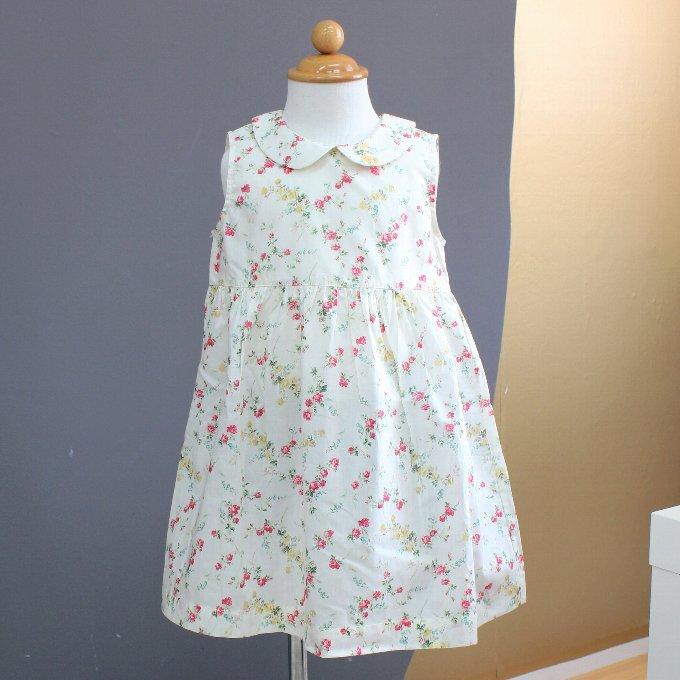 BABE&TESS Flowerプリント Dress ( 24m )
