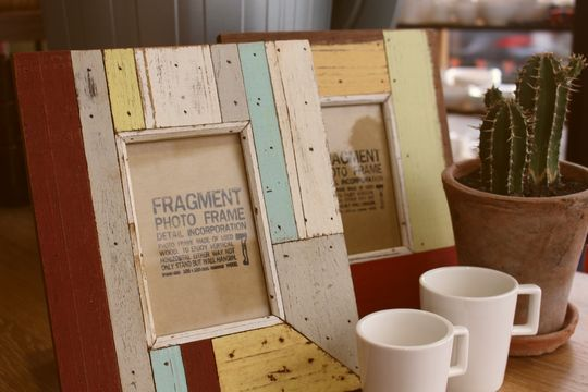 Fragment Photo Frame