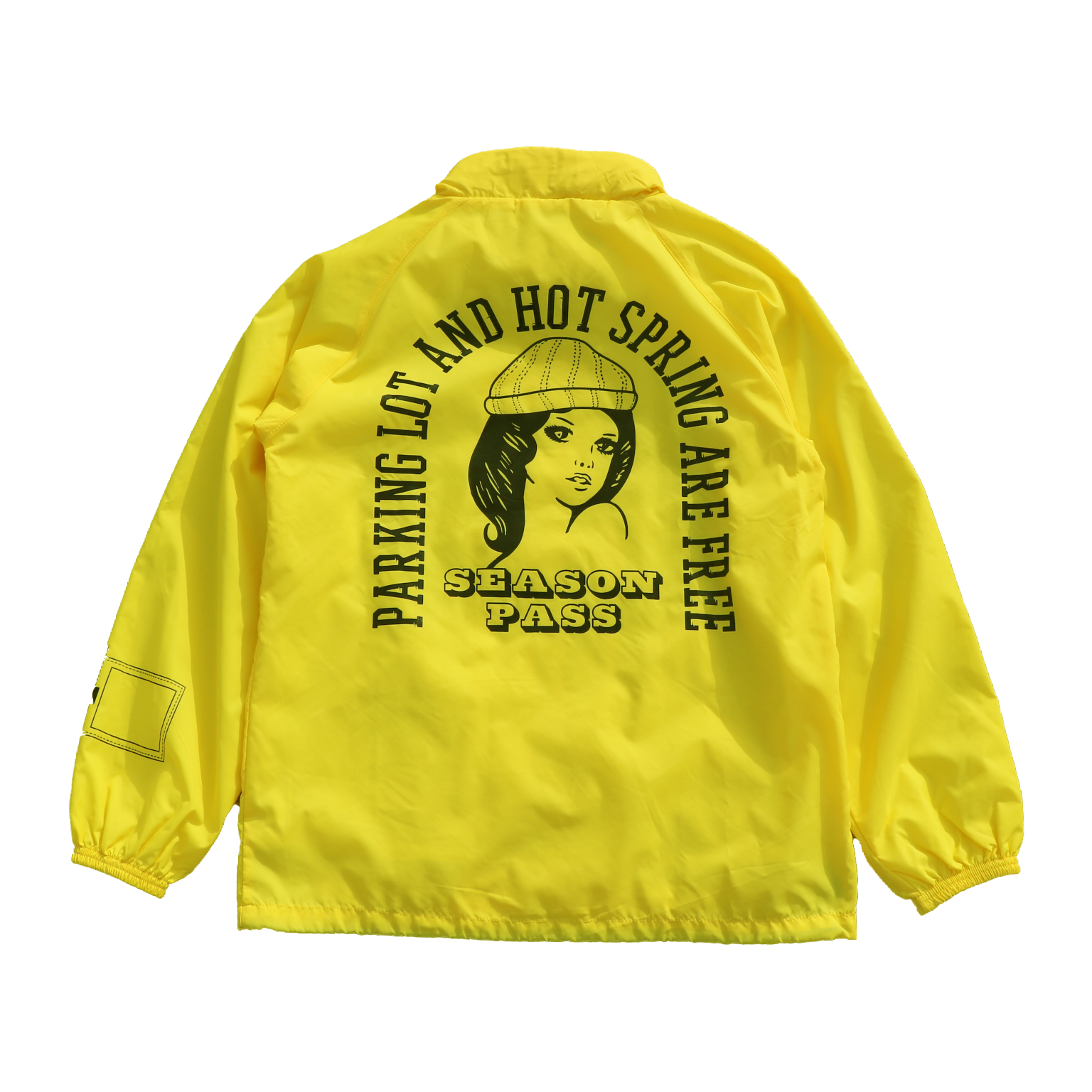 season pass jkt (yellow)