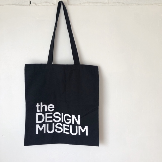 the DESIGN MUSEUM Tote Bag デザインミュージアム トートバッグ