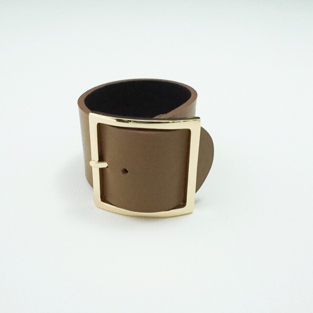 leather bangle BR